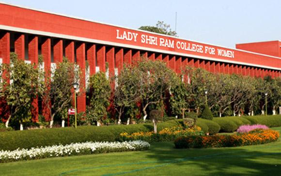 Delhi's Lady Shri Ram College