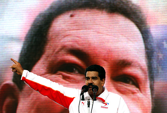 The man who will fill Hugo Chavez's boots