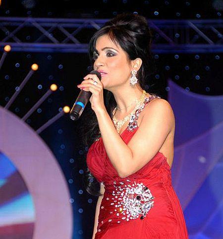 Bollywood singer Shibani Kashyap