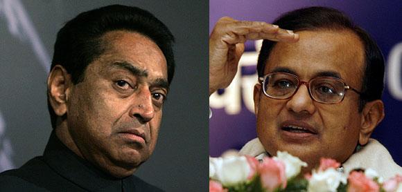 Kamal Nath would like to exchange seats with P Chidambaram.