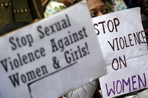 Anti-rape bill is in a mess; UPA is a house on fire