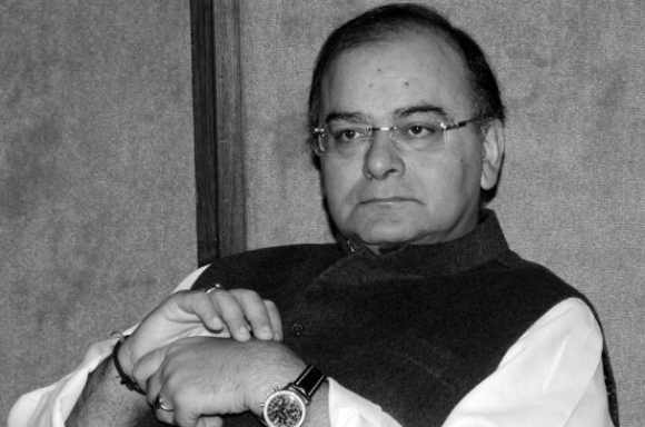 Leader of Opposition in the Rajya Sabha Arun Jaitley