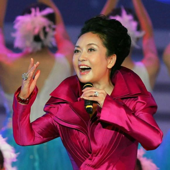 There's something different about China's First Lady