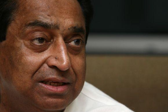 Union minister Kamal Nath
