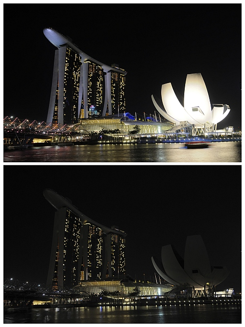 PHOTOS: When the world switched off lights for an hour