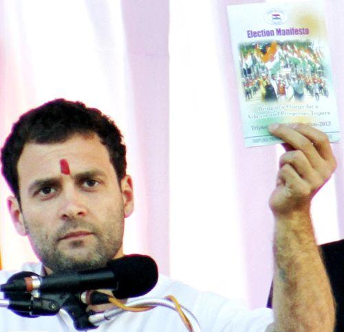 Exclusive! Rahul Gandhi's corporate work culture
