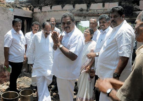 Congerss leader Ramanath Rai