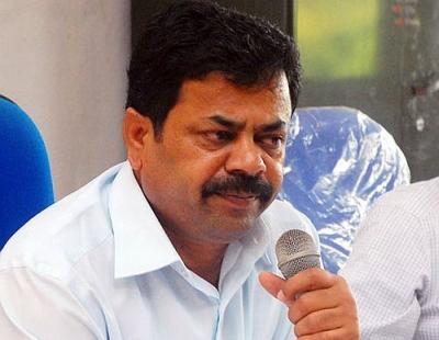 KJP leader Renukacharya