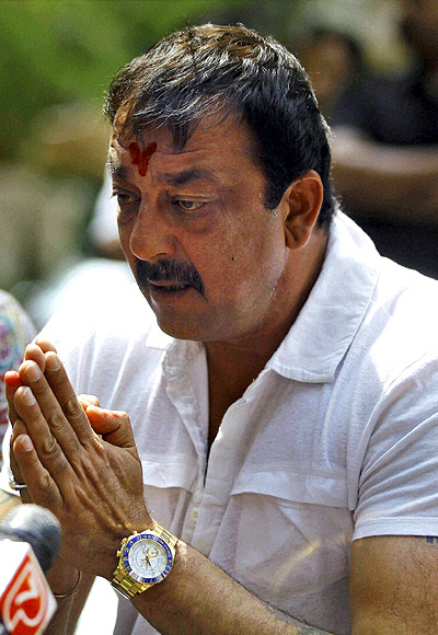Sanjay Dutt will go to jail on May 15; SC rejects plea