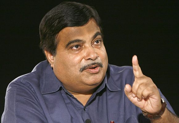 India News - Latest World & Political News - Current News Headlines in India - Why is sulking Gadkari not talking to Rajnath?