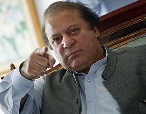 Pakistan's Prime Minister-elect Nawaz Sharif