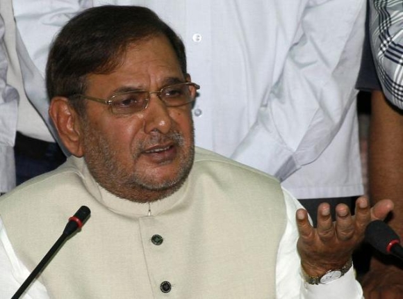 JD-U chief Sharad Yadav