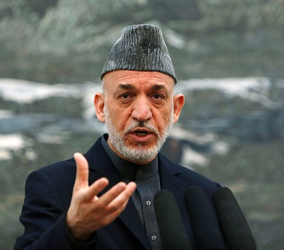 Why Afghan President's India visit is well-timed