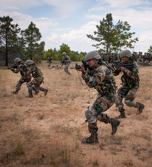 Yudh Abhyas: Indian Army goes hunting in the US
