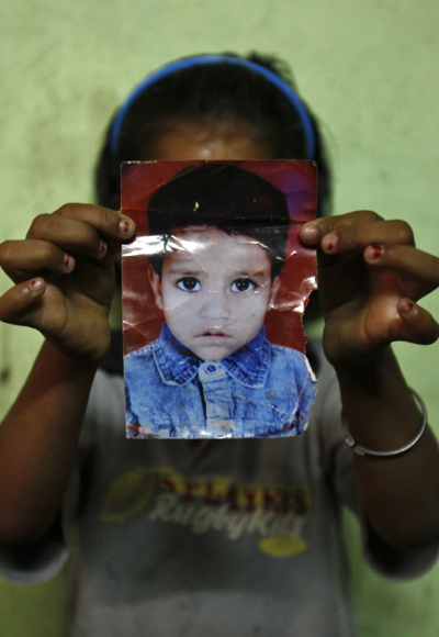The mystery of Delhi's missing girls