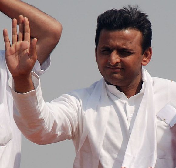 SP likely to finish second in Uttar Pradesh