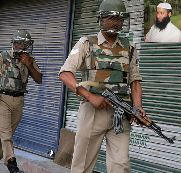 Lashkar terrorist killed in Srinagar encounter