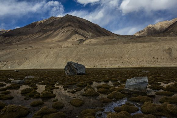 How did the media come to know of the Ladakh incursion in the first place?