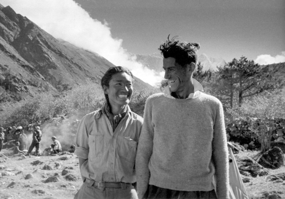 PICS: 60 years ago, these men conquered Everest
