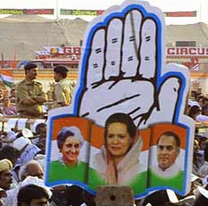 Cong disappointed but says there is no Modi wave
