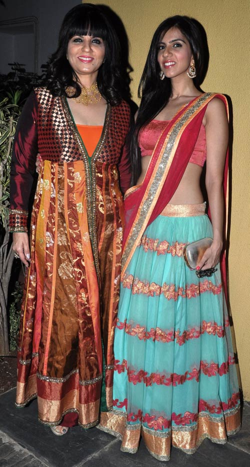 Neeta and Nishika Lulla