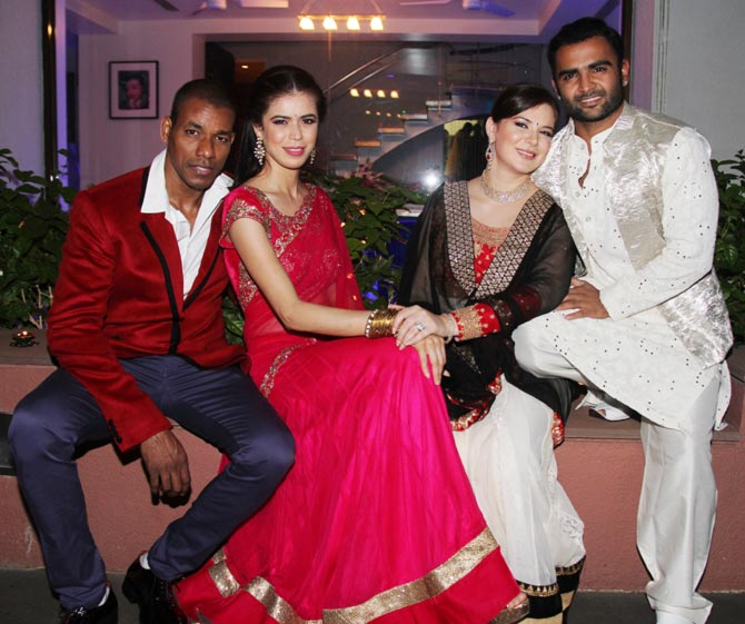 Harisson James, Sucheta Sharma, Urvashi Sharma, Sachiin Joshi