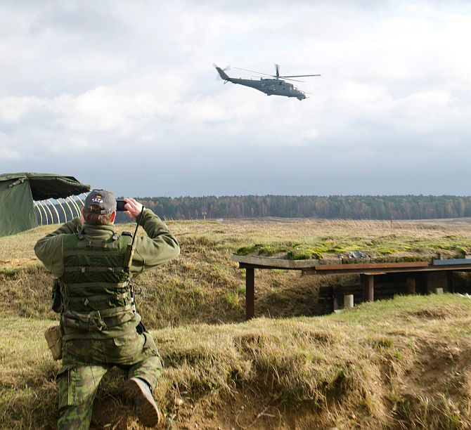 NATO's BIGGEST war games in Russia's backyard