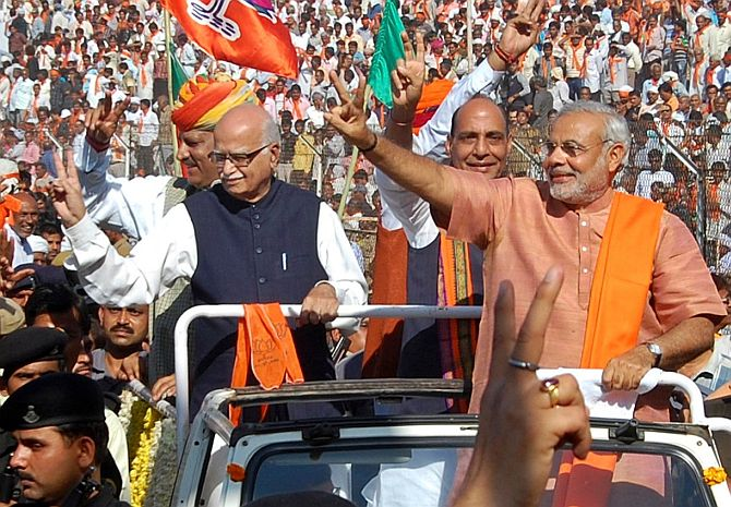 How BJP built its base in Chhattisgarh