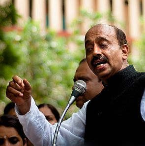 We want to show Congress a mirror in Delhi: BJP