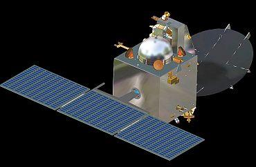 satellite images of india