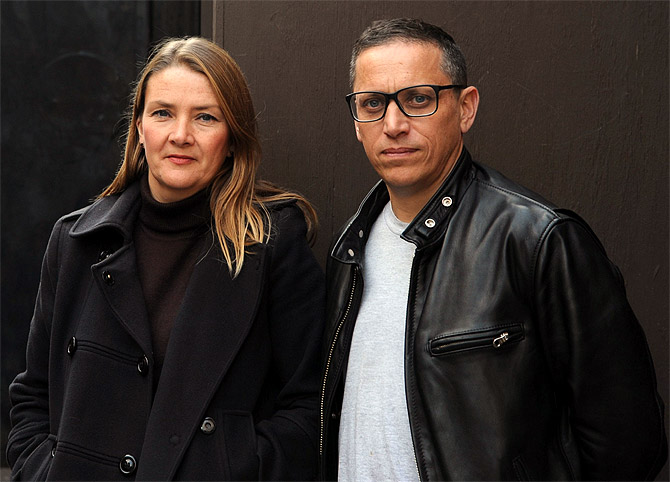 Cathy Scott-Clark and Adrian Levy, authors of The Siege