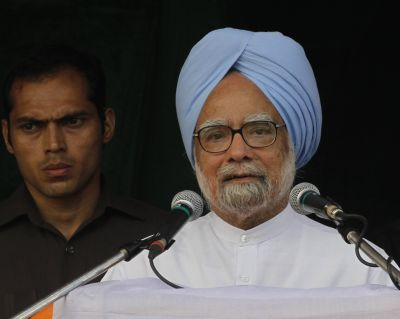PM in Mizoram: UPA's policies have given good results