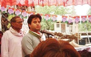 MP polls results disappointing, party needs introspection: Scindia