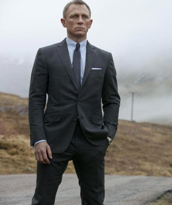 Ultimate 'James Bond suit' to release soon