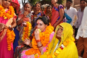 Woman power and charisma rule Rajasthan polls