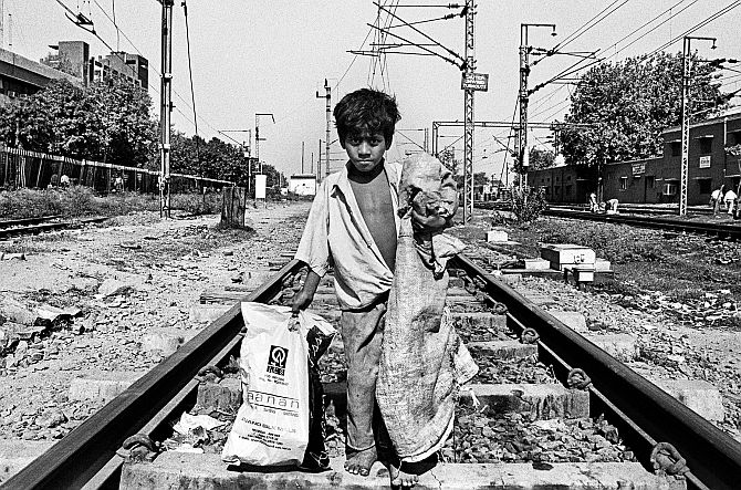 Street Dreams: Capturing the slumdogs of Delhi