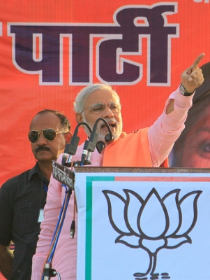 Cong has thrived on 'poison of power' for 50 years: Modi