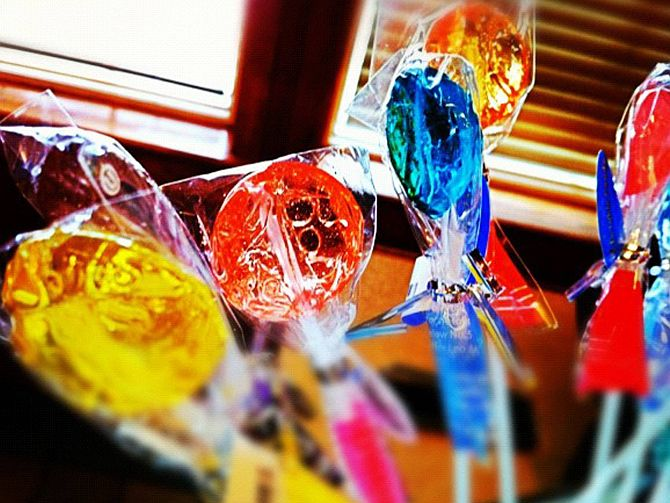 Want a 'digital lollipop'?