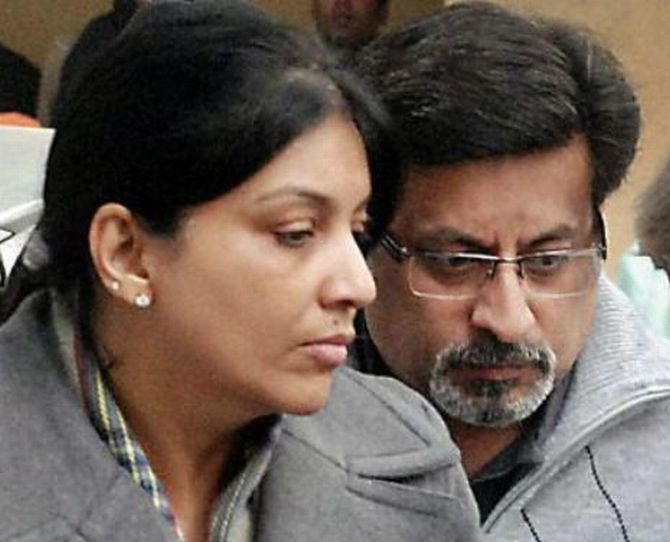 Rajesh and Nupur Talwar given life imprisonment