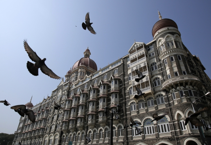 Mumbai's Taj Mahal Hotel was given sufficient warning of a possible strike ahead of the 26/11 attacks, says Rajvardhan.