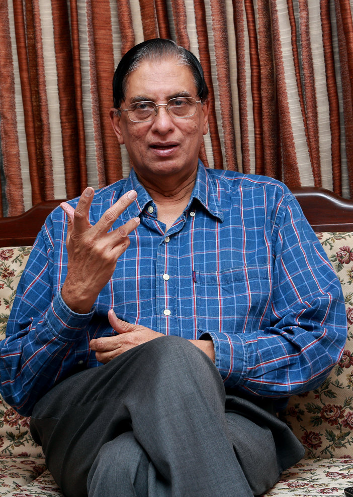 Dr R K Raghavan