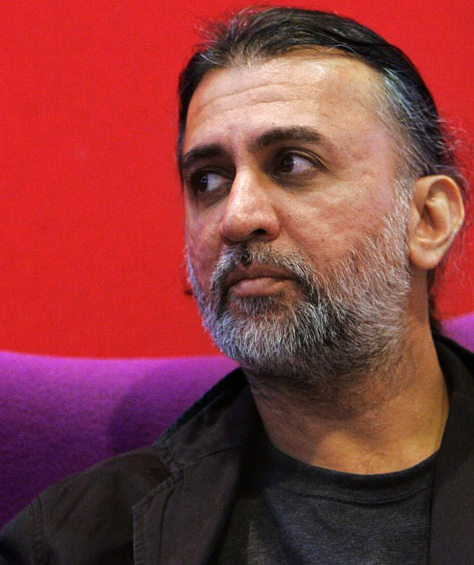 Breather for Tejpal; won't be arrested till 10am on Saturday
