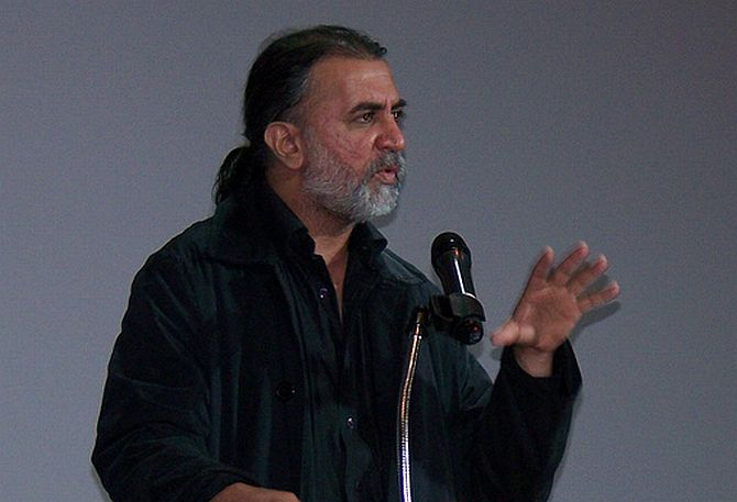 Tarun Tejpal gets poachers for company