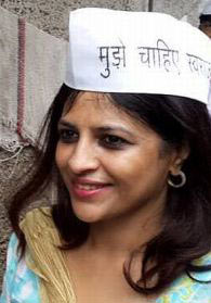 Stung AAP leader offers to leave Delhi poll battle