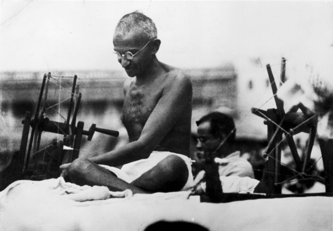 RARE PHOTOS: Remembering The Mahatma