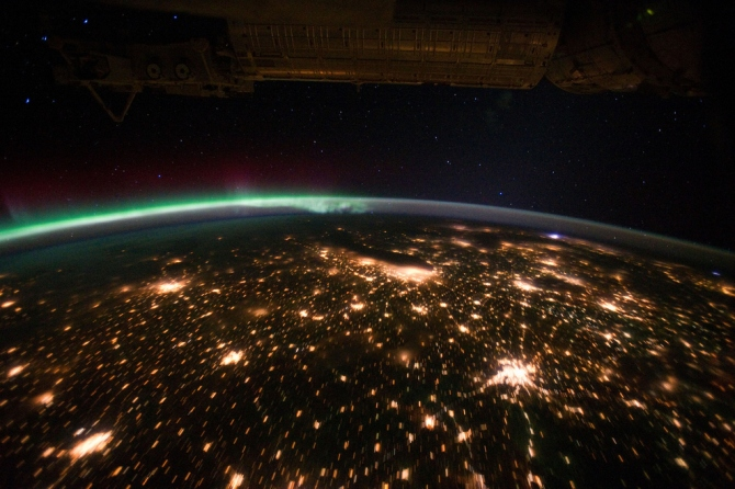 PICS: EYE-POPPING views of earth from space