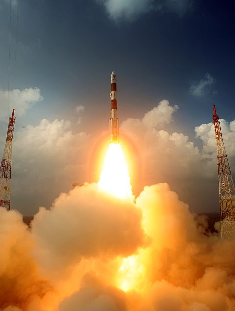 How the historic Mars mission launch unfolded