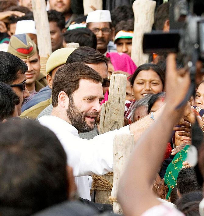 Can a hot headed, immature Rahul be India's PM?
