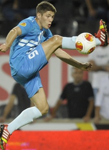 Eight-goal Kramaric and Rijeka set Croatian records