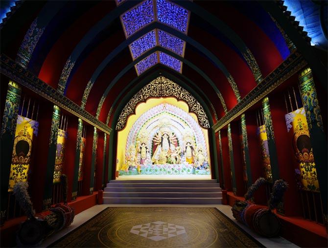 Bharatiya Tarun Sangha Durga Pujo